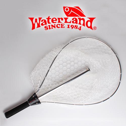 Подсак Waterland Rubber Net Ver IV серебро