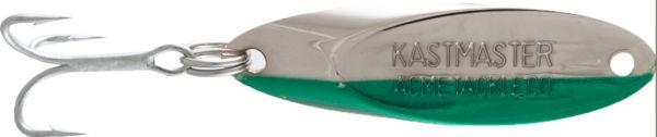 Блесна Acme Kastmaster 14г Chrome Neon Green Stripe