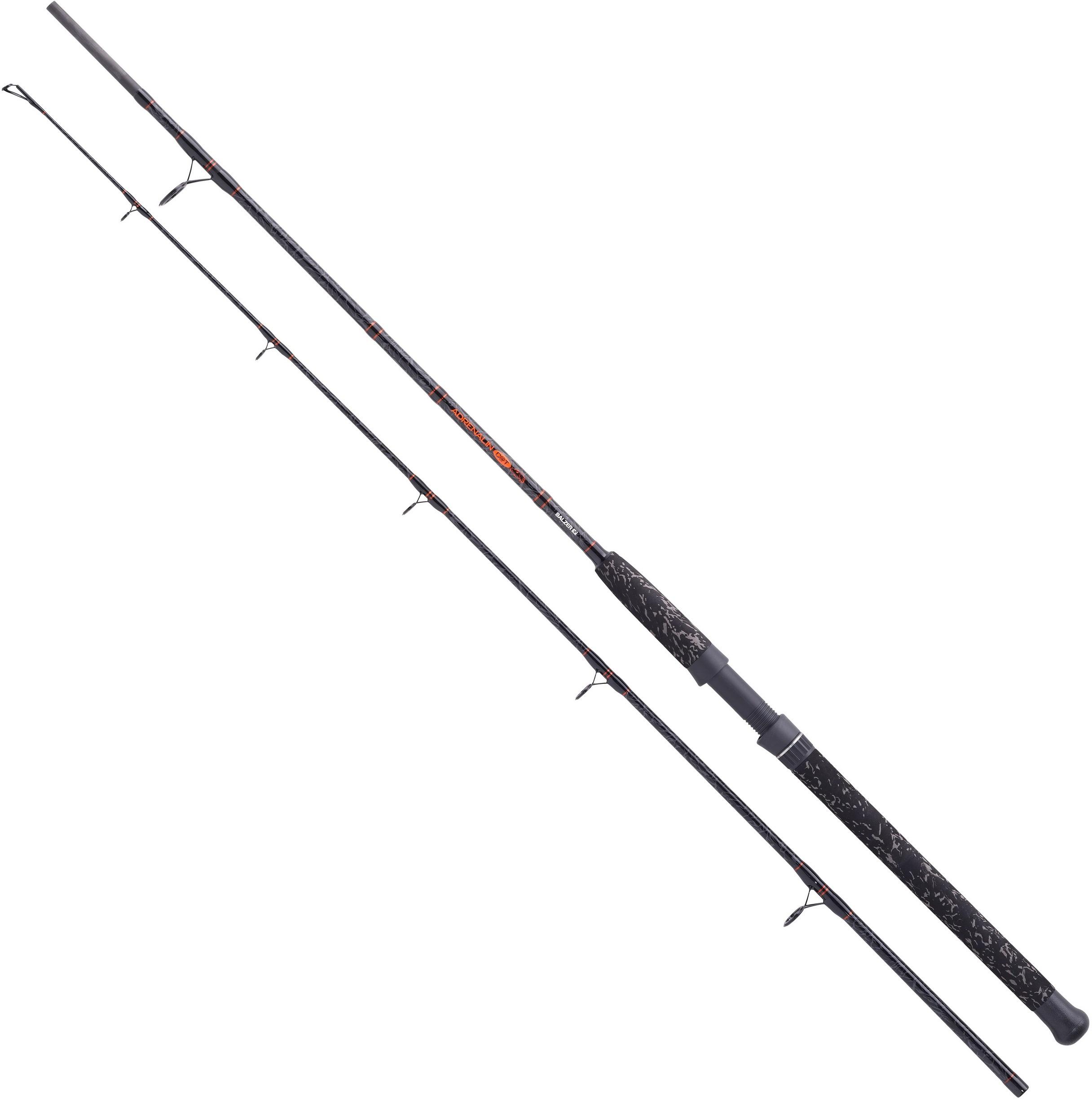 Удилище для ловли сома Balzer Adrenalin Cat Slimer 2.45м 150-450гр