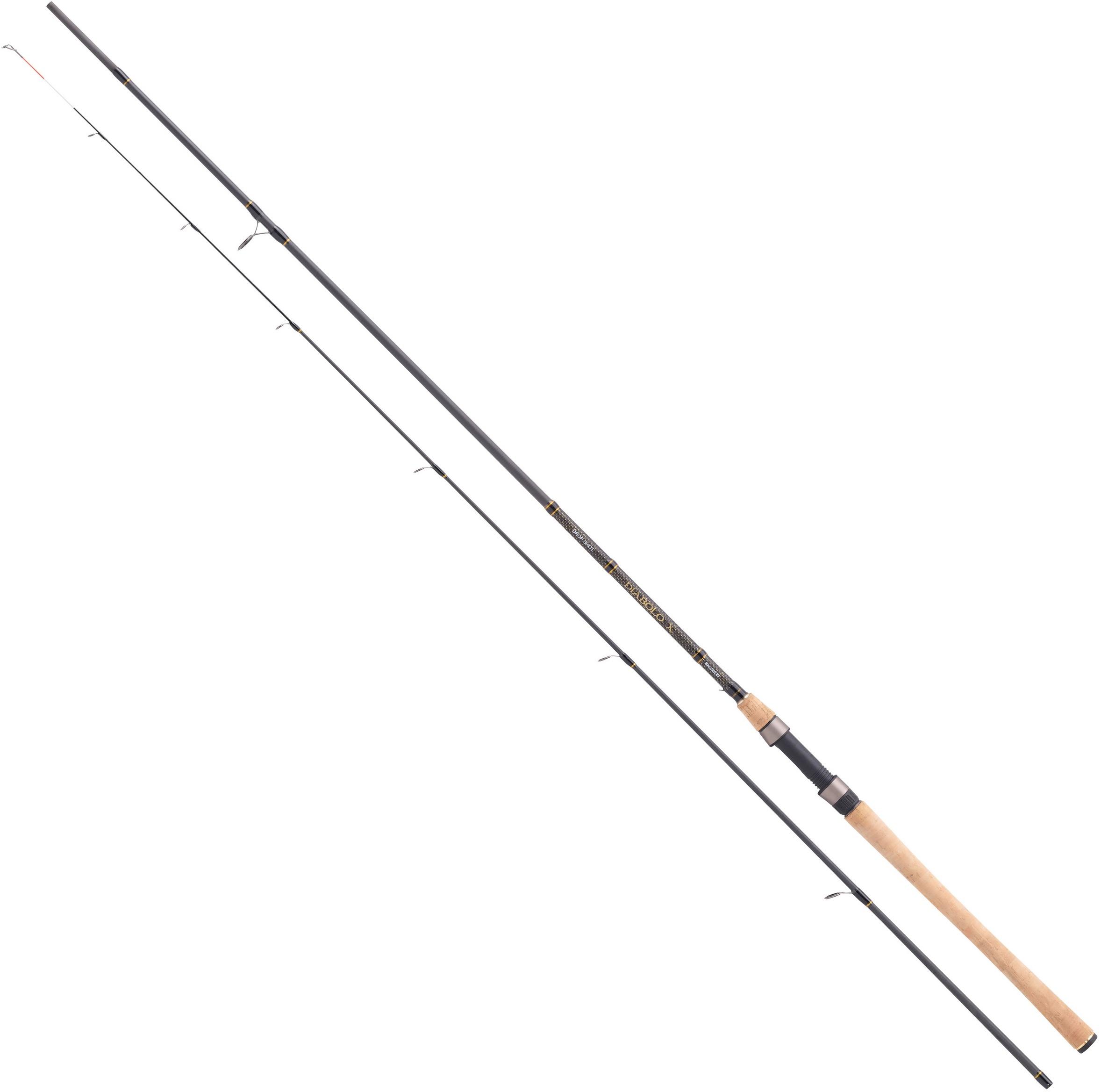 Спиннинг Balzer Diabolo X IM7 Drop Shot 2.30м 3-24гр