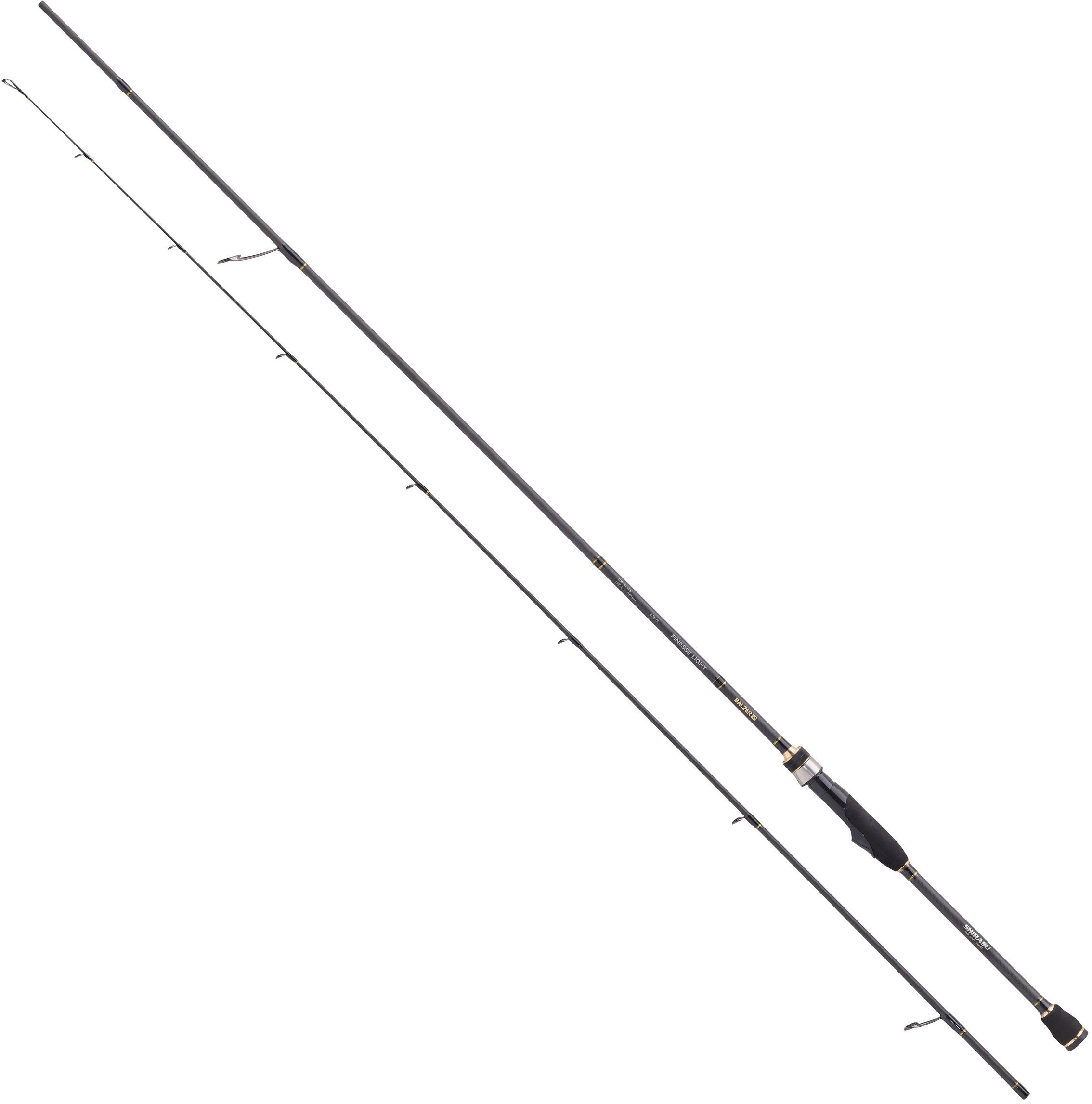 Спиннинг Balzer Shirasu IM-12 Pro Staff Finesse Light 2.30м. 4-17гр