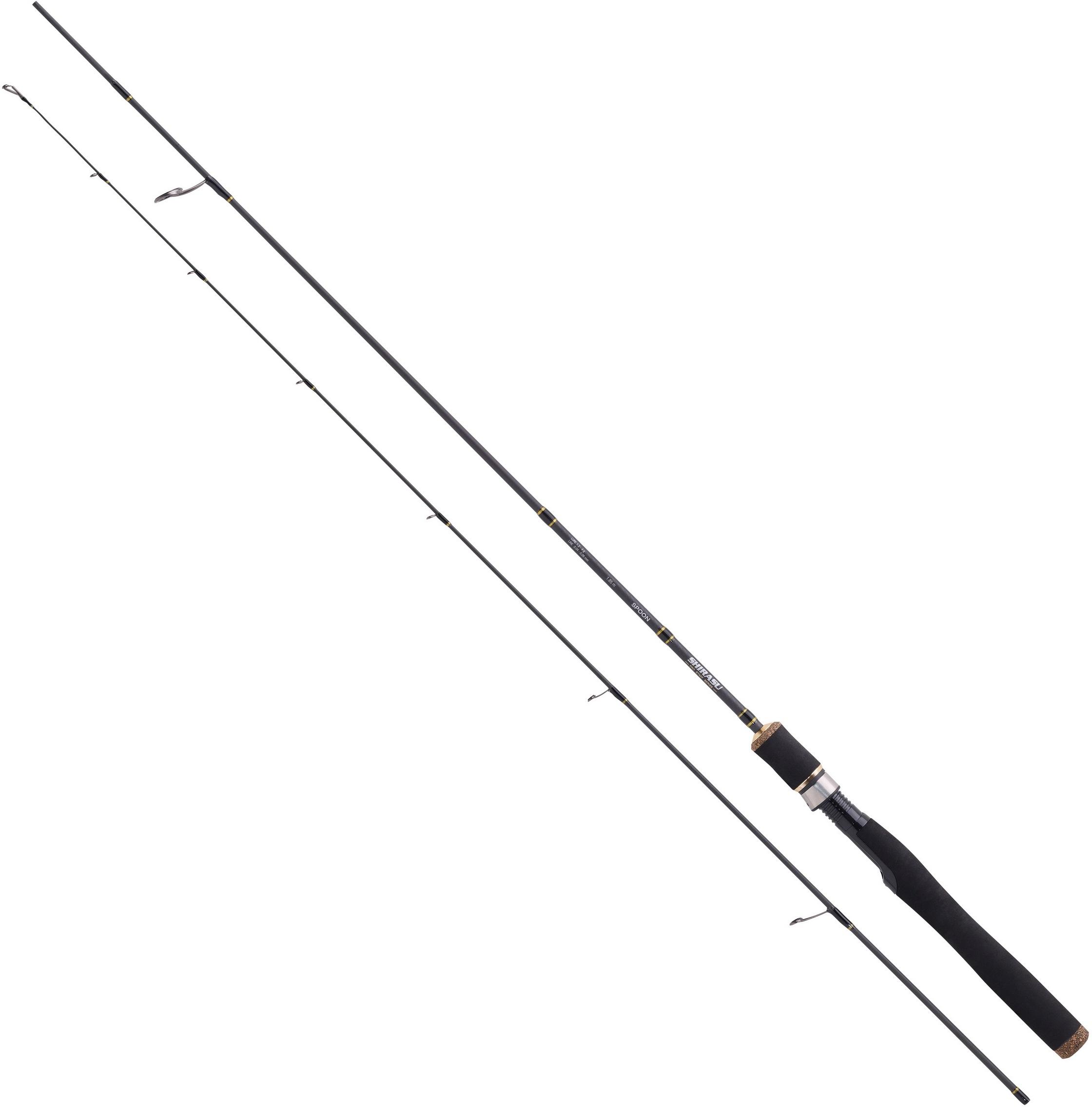 Спиннинг Balzer Shirasu IM-12 Pro Staff Spoon 2.15м. 1.2-4г