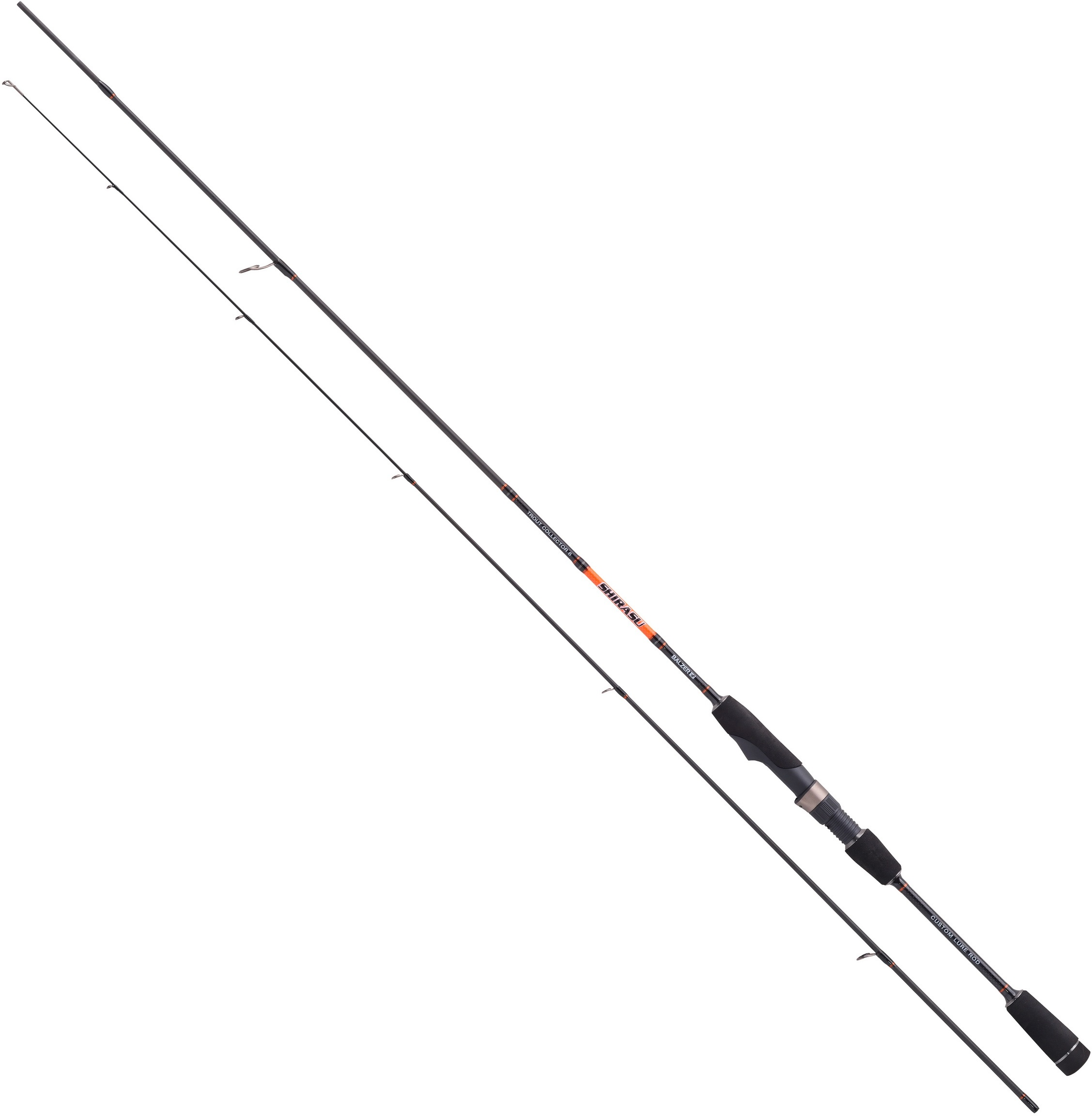 Спиннинг Balzer Shirasu IM-8 Pro Staff Trout Collector 6 Spin 1.85м 0.8-6г