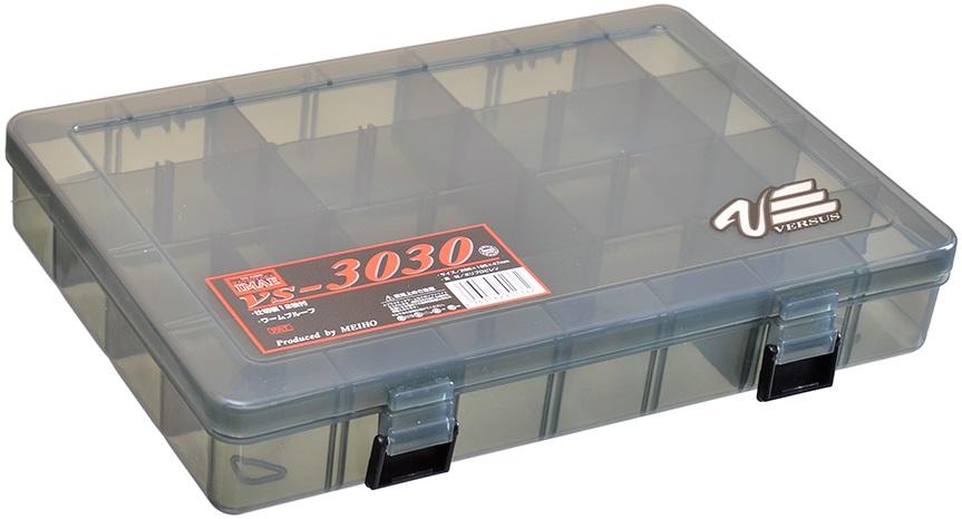 Коробка Meiho VS-3030 clear/black