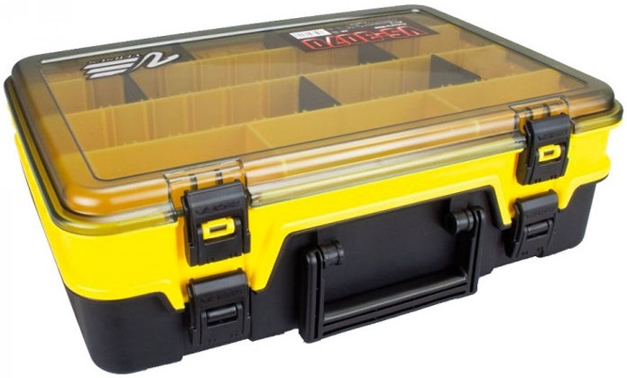 Ящик Meiho VS-3070 black/eyllow