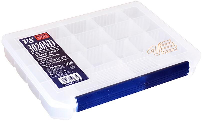 Коробка Meiho VS-3020NS clear