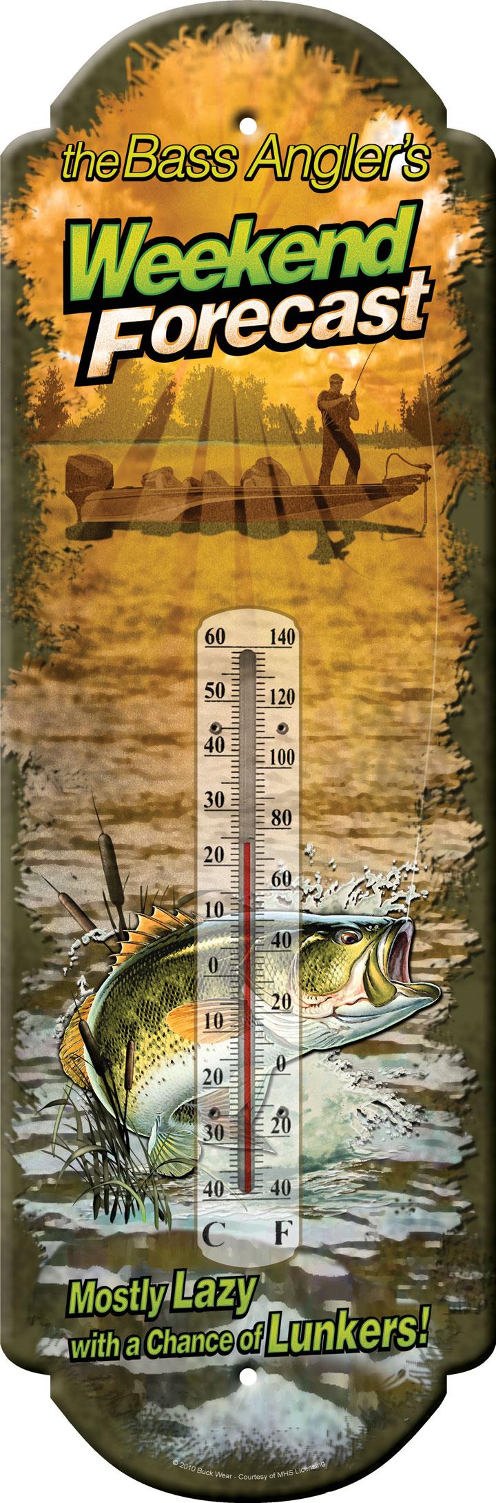 Термометр Riversedge Weekend Forecast Tin Thermometer