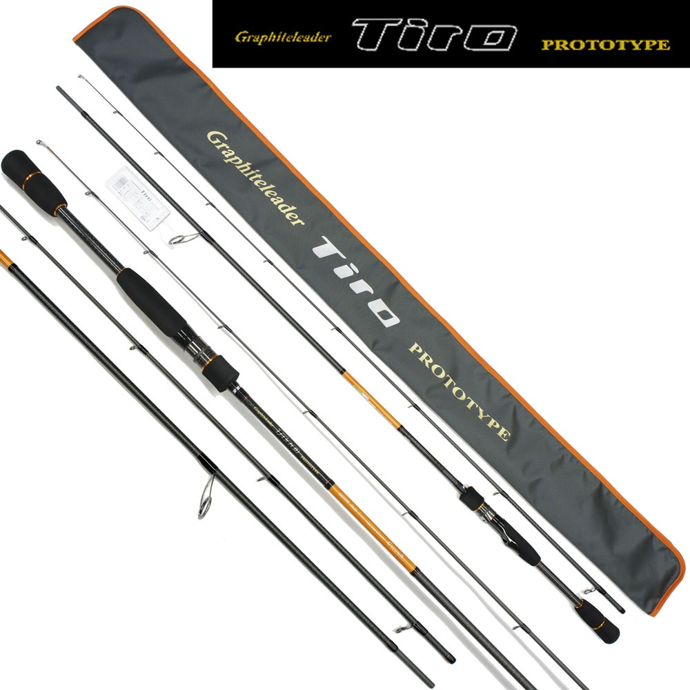 Спиннинг Graphiteleader Tiro Prototype GOTPS-762L-T 2.29м 1-12гр