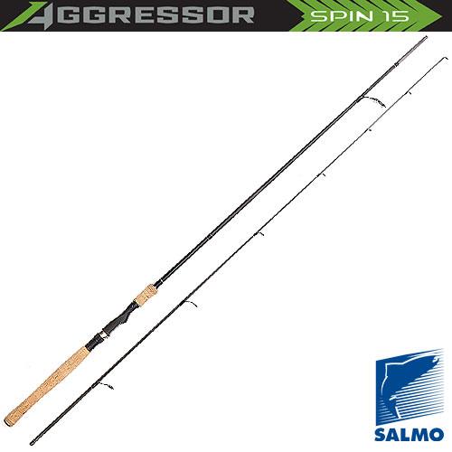 Спиннинг Salmo Aggressor Spin 15 1.98