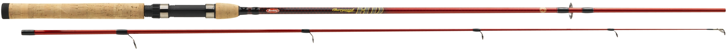 Спиннинг Berkley Cherrywood HD Spin 2.02m/2 5-15gr