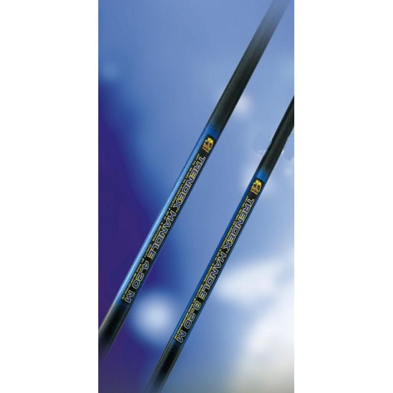 Ручка к подсаке Behr Fiberglas телескоп на резьбе 4.2м