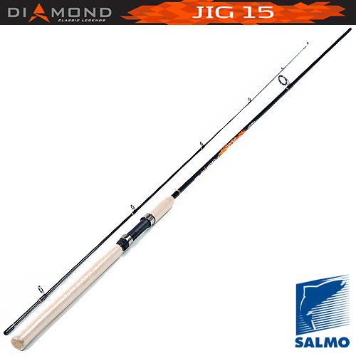 Спиннинг Salmo Diamond Jig 15 2.34