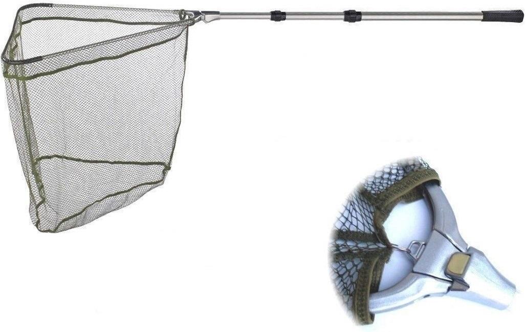 Подсака Balzer с прорезиненной сеткой 3.40м голова 0.60м