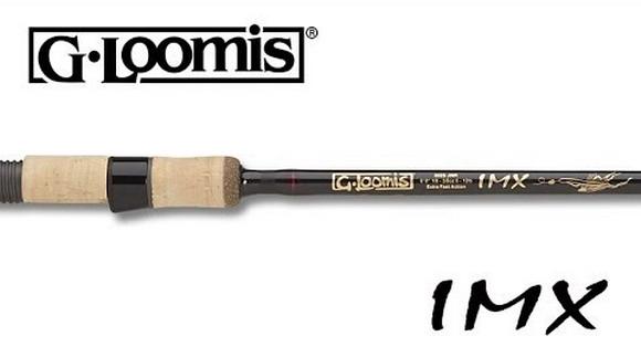 Спиннинг G.Loomis IMX 802S JWR JIG & WORM