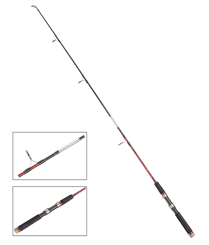 Лодочное удилище DAM Steelpower Red G2 Boat Stick 1.50м 50-100г