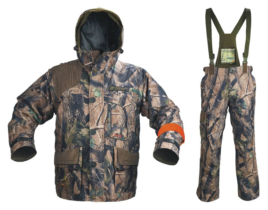 Демисезонный охотничий костюм Graff 649/749-B