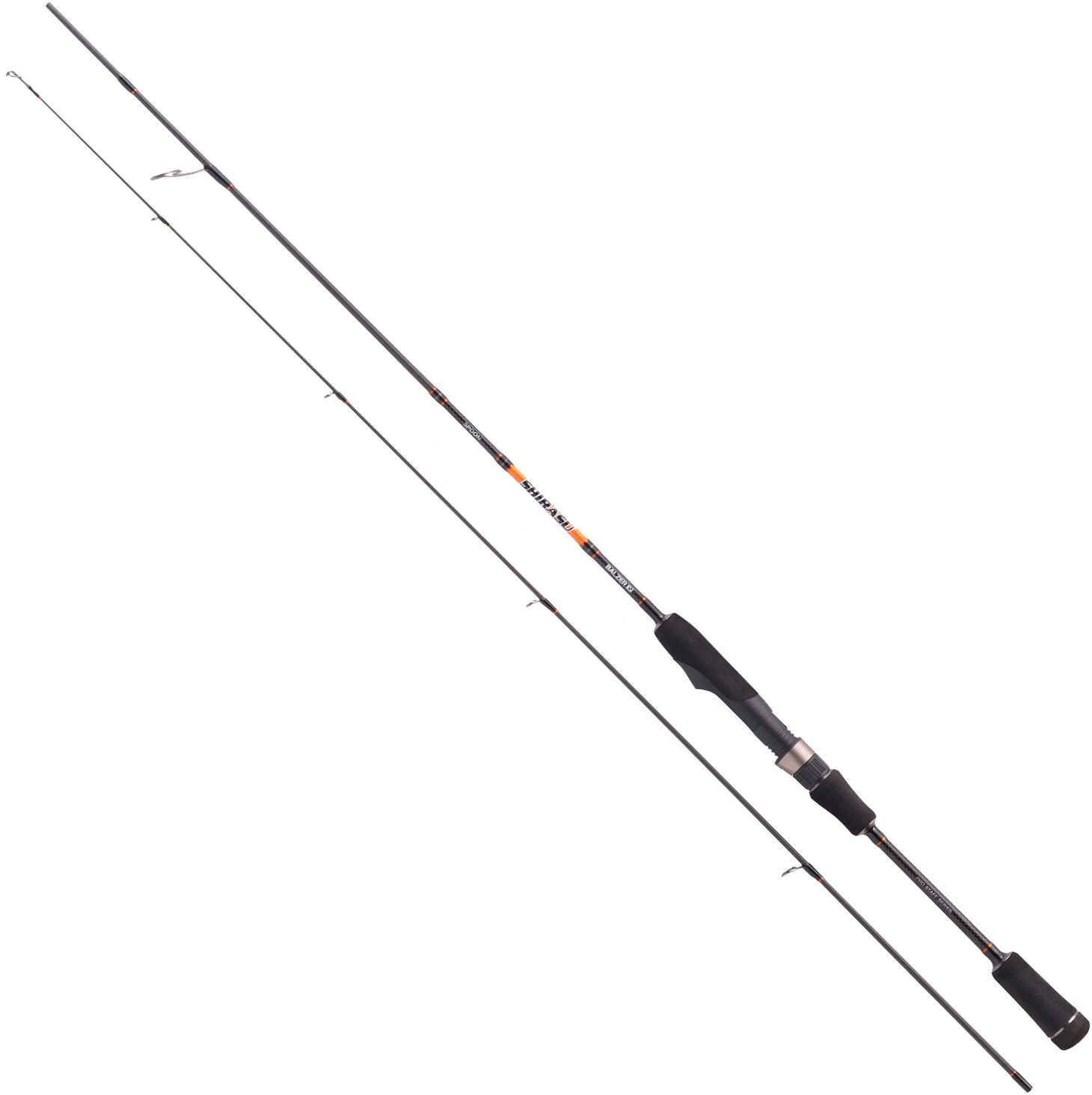 Спиннинг Balzer Shirasu Spoon 2.21м 0.5-4г