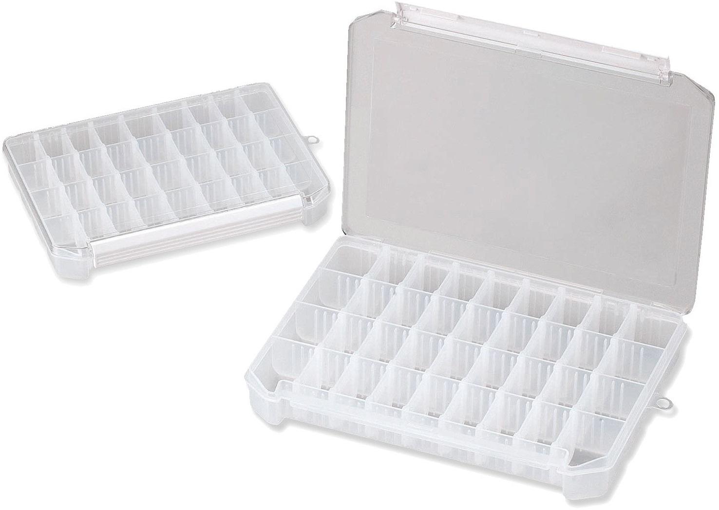 Коробка Meiho CLEAR CASE C-1200ND