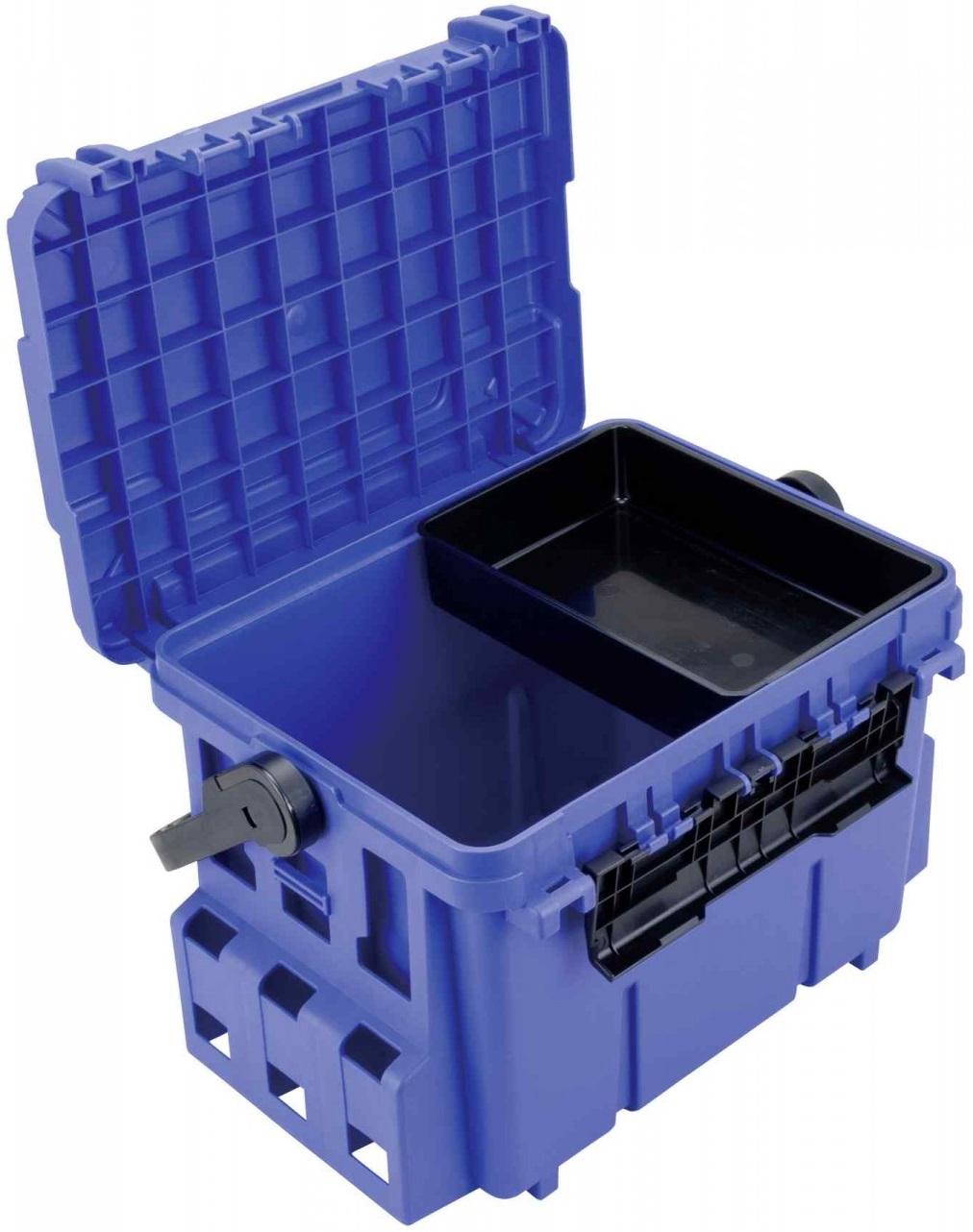 Ящик Meiho Bucket Mouth BM-7000 синий