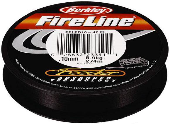 Шнур Berkley FireLine Feeder  0.08mm