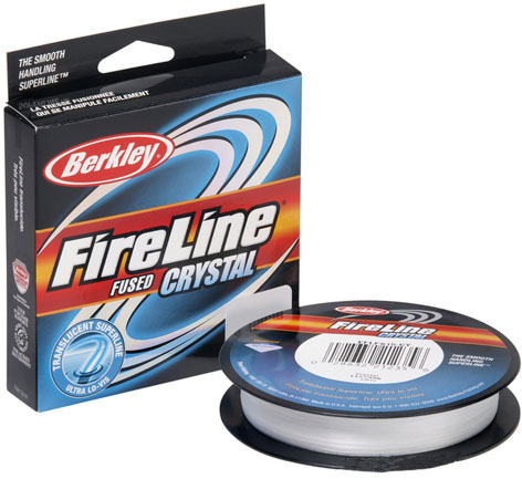 Шнур Berkley FireLine Crystal  0.04mm