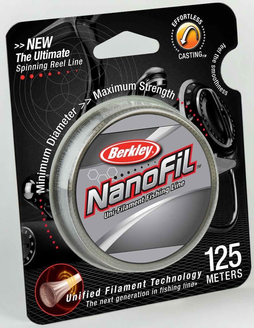 Шнур Berkley NANOFIL Clear Mist  270m 0.17mm