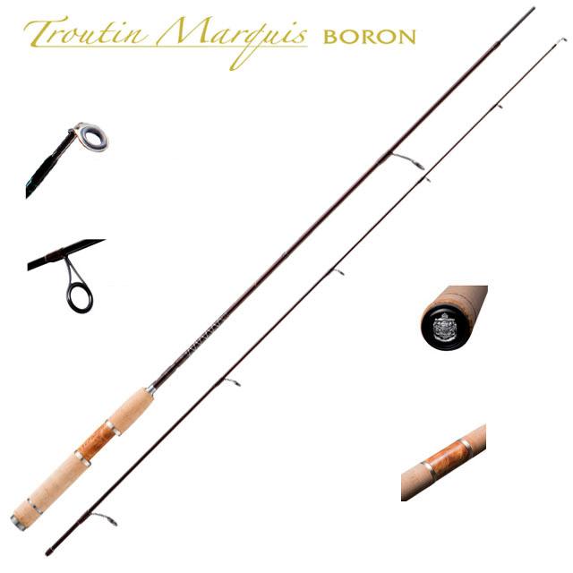 Спиннинг Abu Garcia Troutin Marquis BORON TMBS-562