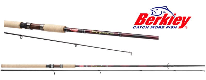 Спиннинг Berkley Cherrywood Pro 183сm  4-16gr