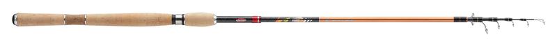 Спиннинг Berkley Lightning Shock T 244сm  3-15g L