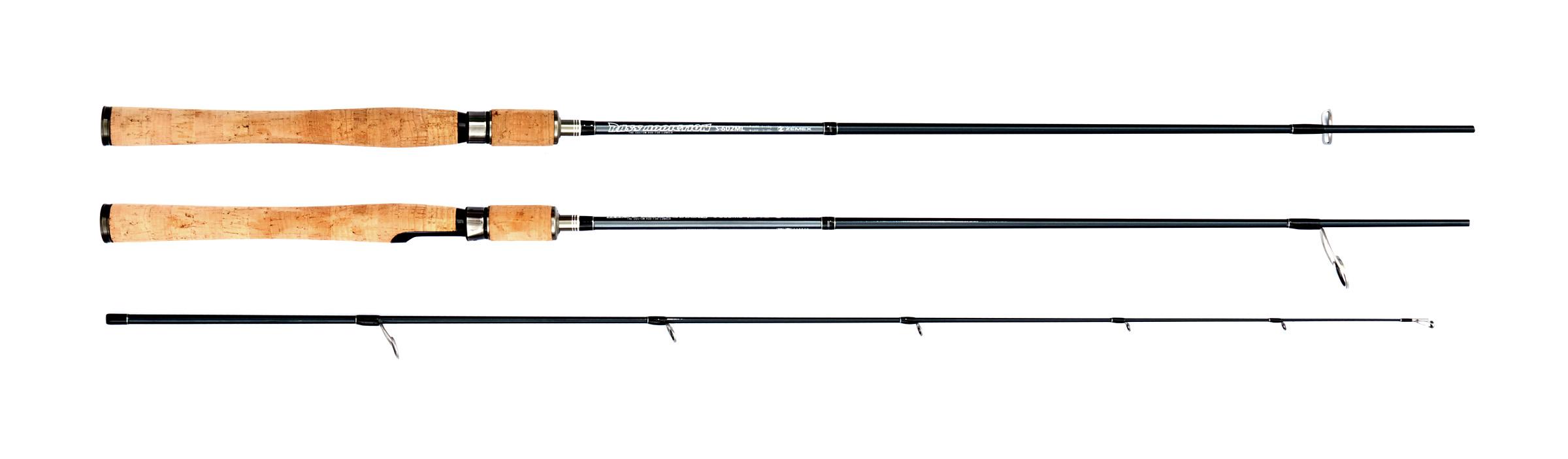 Спиннинг Zemex Bass Addiction S-662M new