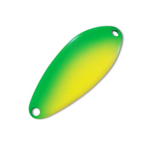 Блесна Acme Little Cleo 7г Chartreuse Green Stripe