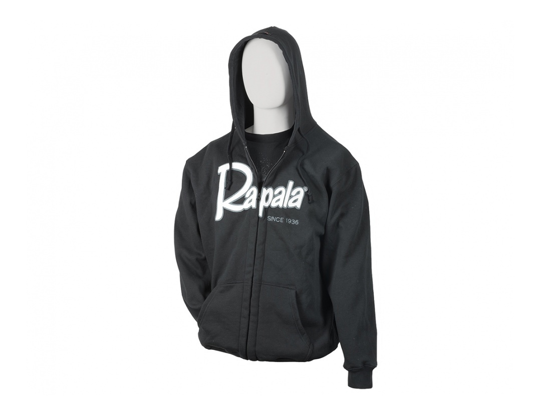 Толстовка Rapala Heavy Weight Zip Hoody