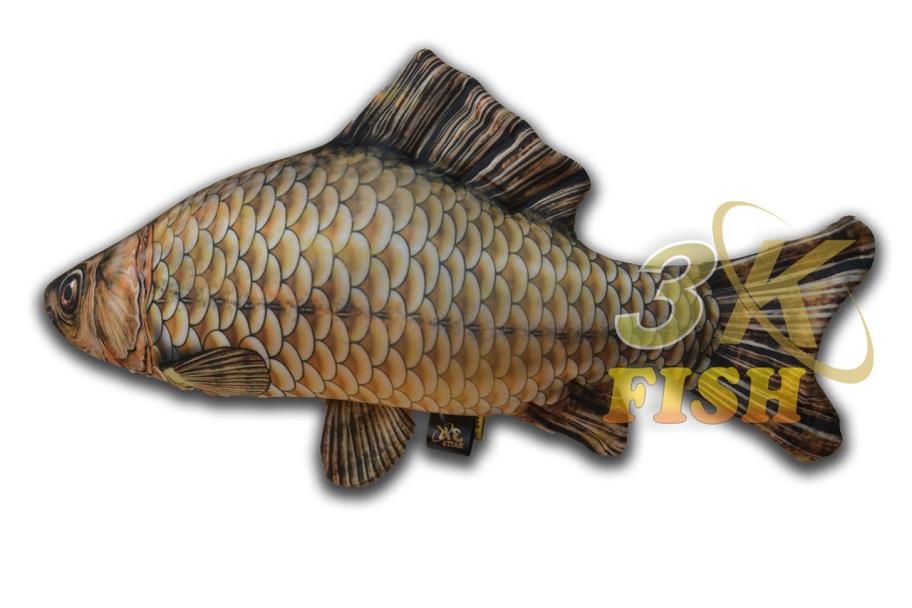 Сувенир мягкий 3KFish Карась 600х300мм