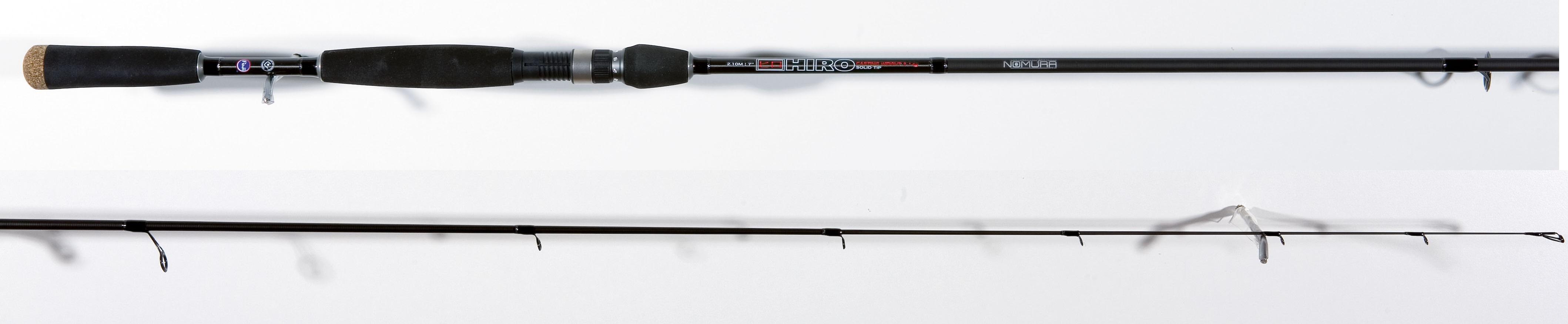Спиннинг Nomura Hiro 1.95м 2-12гр.