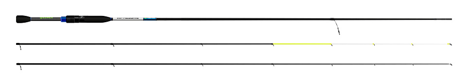 Спиннинг Zemex Impressive Rock Fish 18 T-762UL (0.5-7G)
