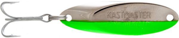 Блесна Acme Kastmaster 14г Chrome Chartreuse Stripe