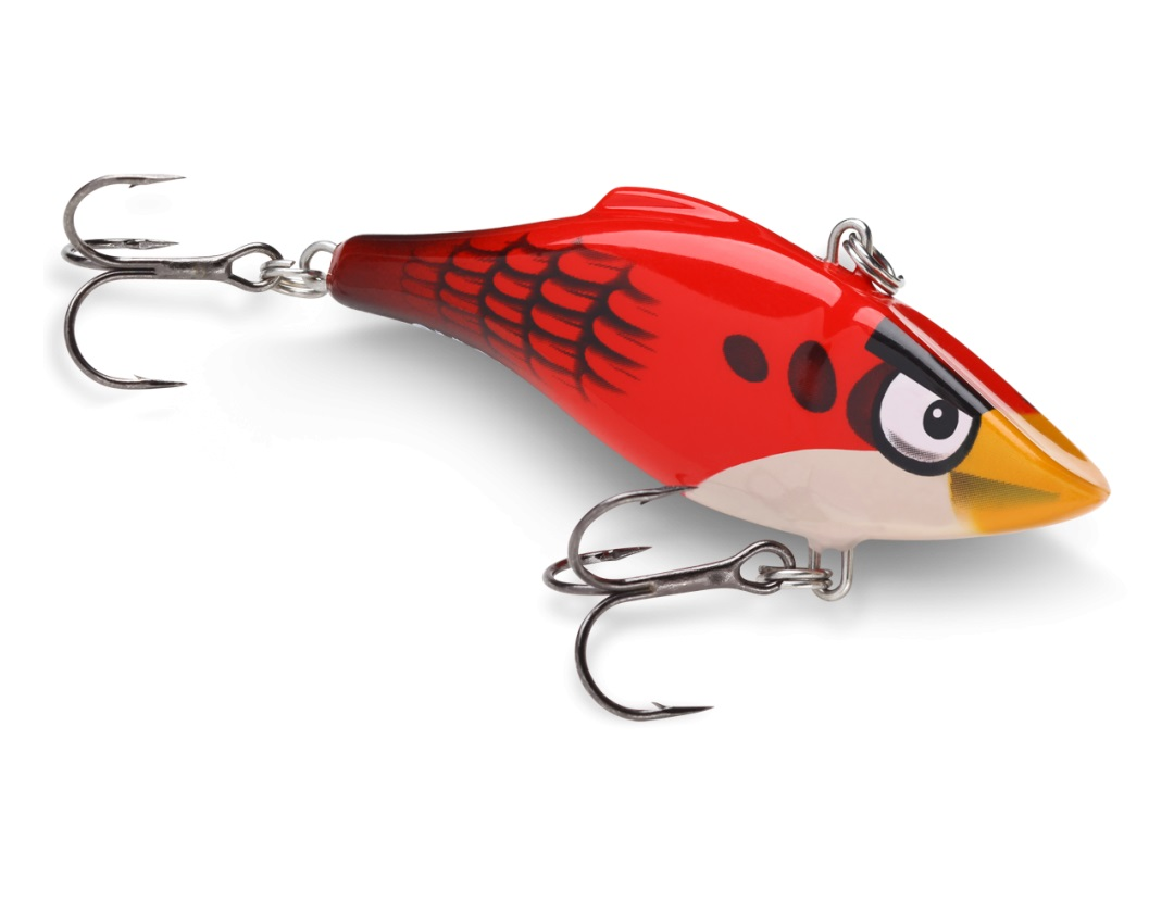 "Rapala Angry Birds RNR-07 ""Red Bird"""