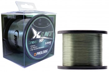 prologic-xlnt-hp-moss-green-1000m-gruen
