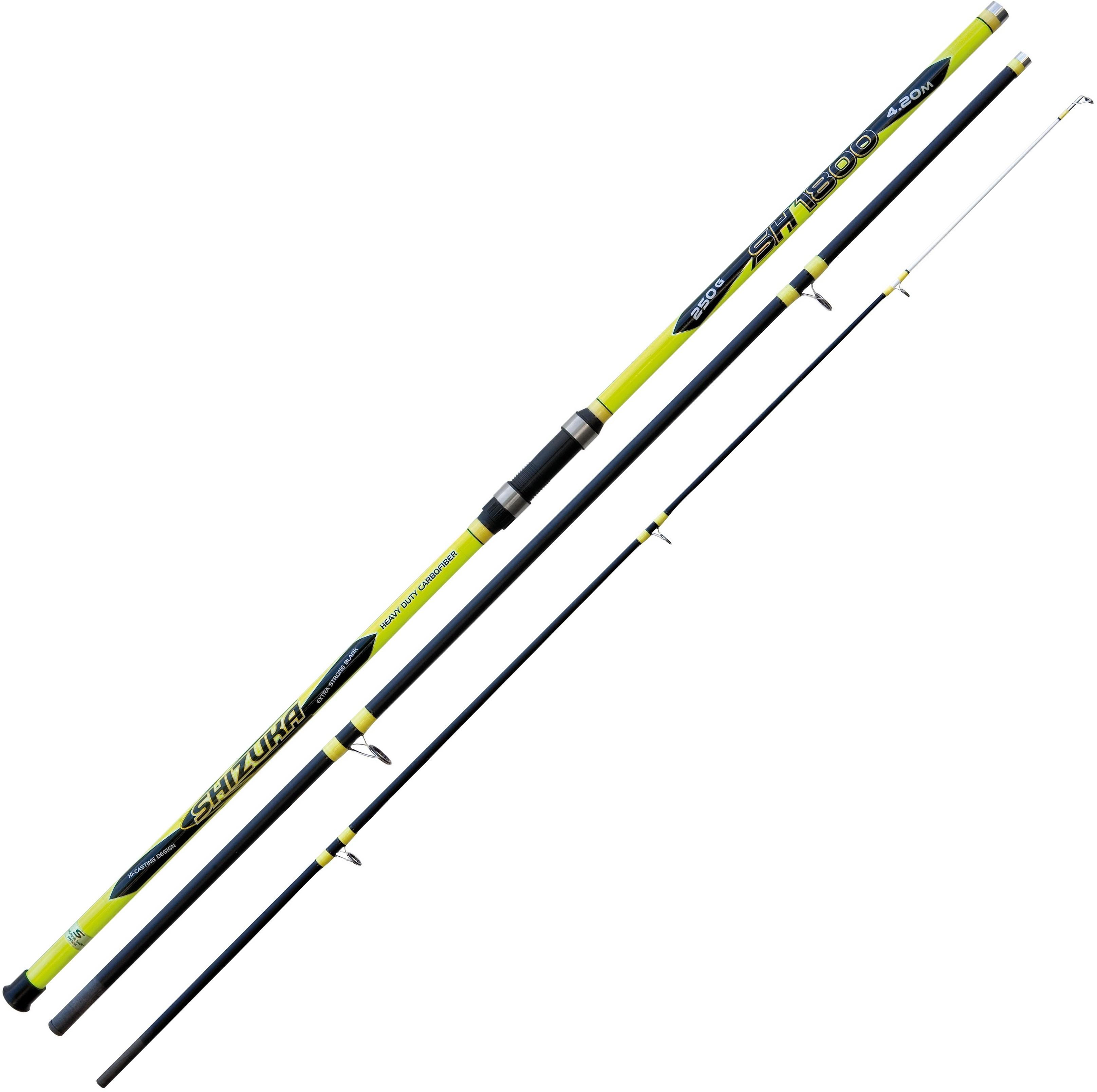 Удилище сёрфовое Lineaeffe Shizuka SH1800 4.2м до 250гр