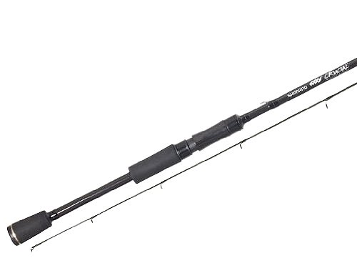 Спиннинг Shimano Crucial Bass 72M