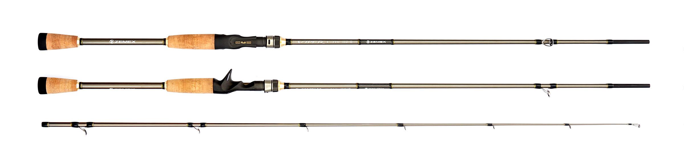 Спиннинг Zemex Viper C 2,10м 7-35гр